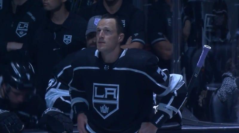 Puolustaja Dion Phaneuf sai monoa Los Angeles Kingsistä