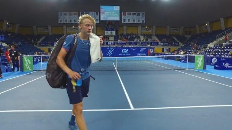 Emil Ruusuvuori taisteli komean voiton US Openin avausottelussa!