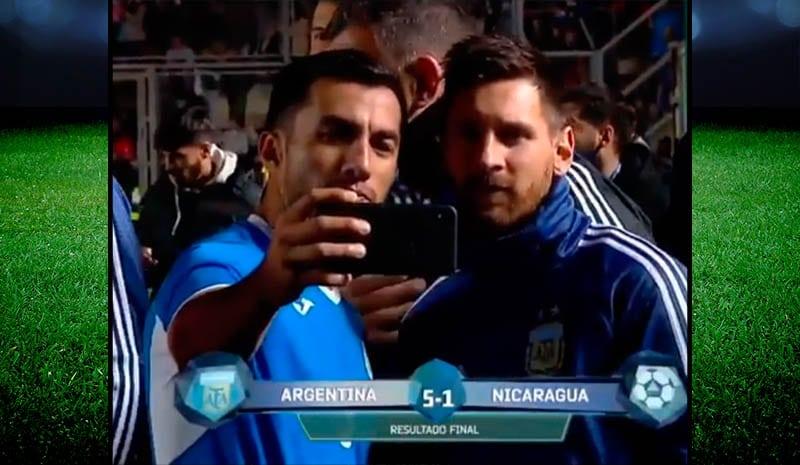 Leo Messi argentiina