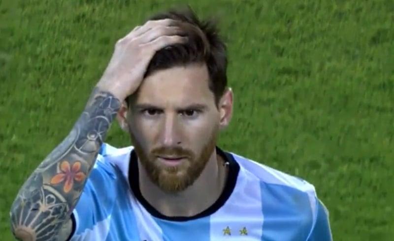 Kolumbia sai kaksi vetoa kohti maalia ja kaatoi Argentiinan 2-0 Copa Américassa