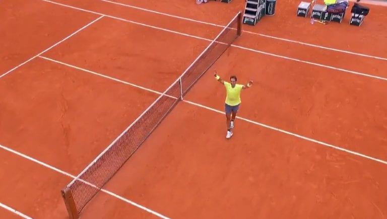Video: Rafael Nadal teki sen jälleen – vei uskomattomasti 12. Roland Garrosin tittelin