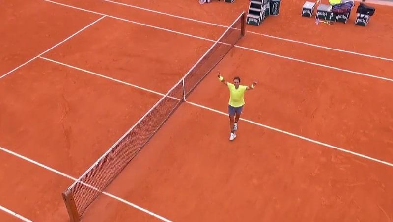 Video: Rafael Nadal teki sen jälleen - vei uskomattomasti 12. Roland Garrosin tittelin