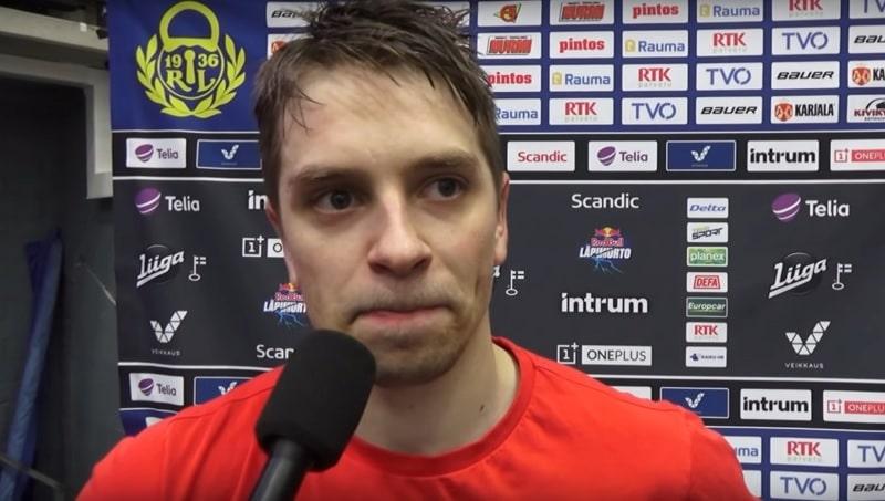Ässille kova takaisku - Sakari Salminen lähtee ulkomaille!