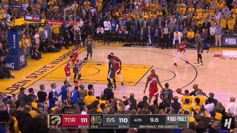 Video: Toronto Raptors on NBA-mestari! – 6. ottelu tarjosi todellisen trillerin