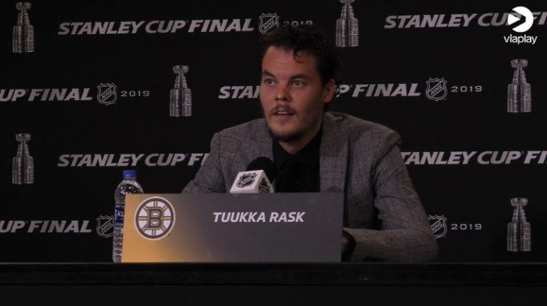 """Lehti: Tuukka Rask avasi NHL-kautensa keskeyttämisen syyt – """"Tyttäreni tarvitsi lääkärin hoitoa"""""""