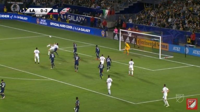 Video: Zlatan Ibrahimovic tekaisi maagisen saksariosuman MLS:ssä