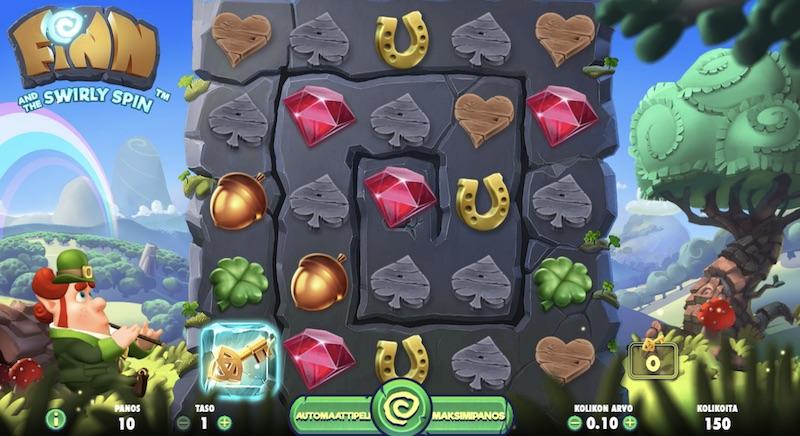 Ilmainen kasinokampanja – nappaa ilmaiskierros joka päivä ja voita isosti!