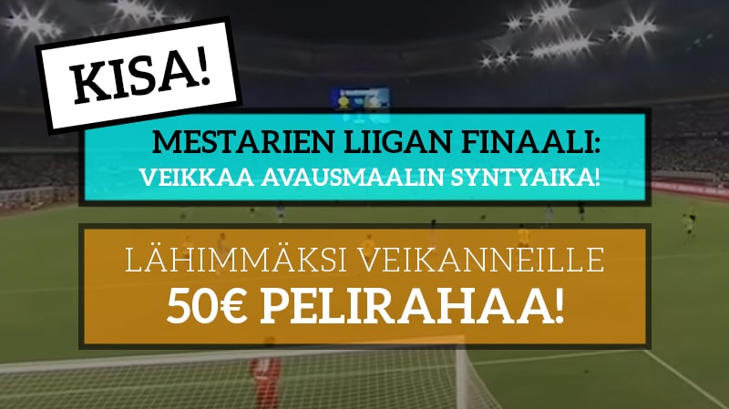 Tottenham – Liverpool -KISA! - Lähimmäksi veikanneelle 50€ pelirahaa!