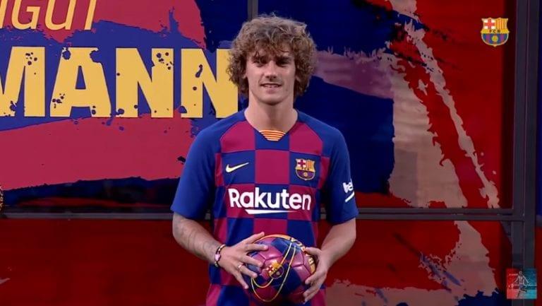 La Ligan pomo: Antoine Griezmannin Barca-siirto voi vielä peruuntua