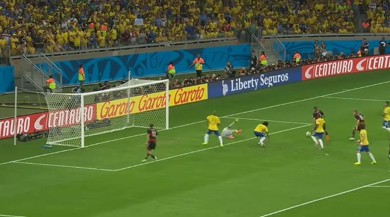 Klassikkovideo: Saksa jyräsi Brasilian 7-1 MM-välierässä
