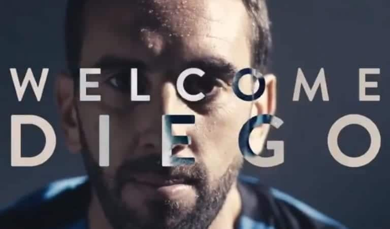 Video: Diego Godin siirtyy Interiin – seura julkisti siirron tyylikkäällä videolla