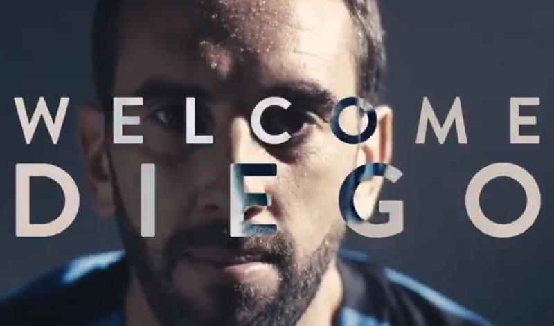 Video: Diego Godin siirtyy Interiin - seura julkisti siirron tyylikkäällä videolla