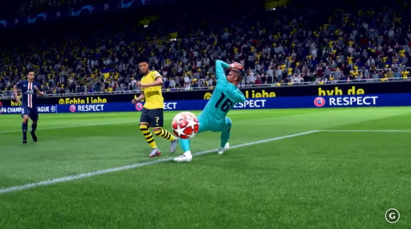 Video: EA Sports julkaisi gameplay-trailerin FIFA 20:sta