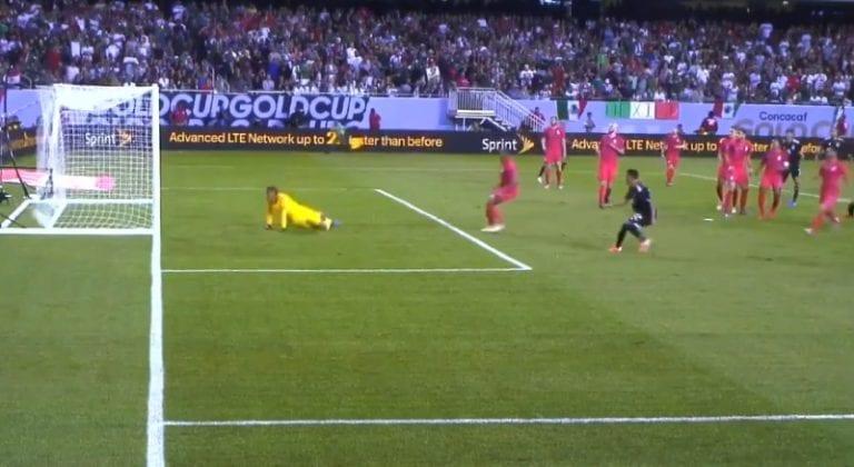 Video: Jonathan dos Santos iski upean osuman – Meksiko kaatoi USA:n Gold Cupin finaalissa