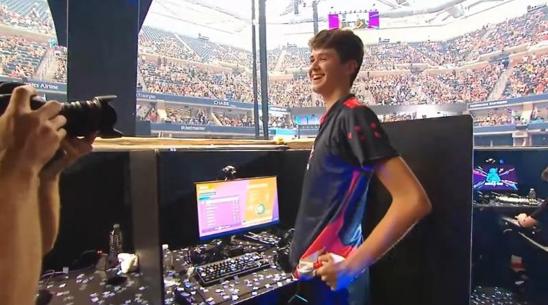 Video: 16-vuotias jenkki voitti Fortniten MM-kultaa - palkinnoksi 3 miljoonaa dollaria