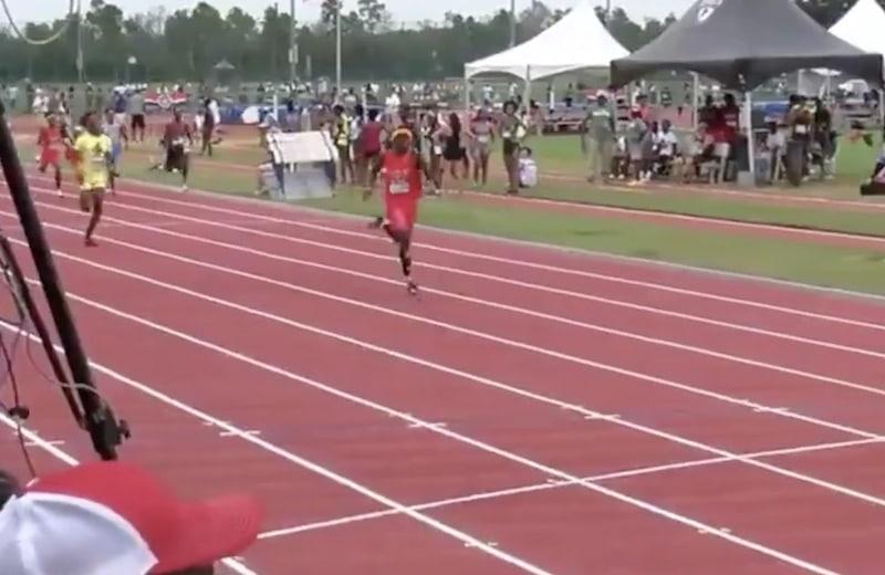 Video: 13-vuotias poika kellotti uskomattoman ME-tuloksen 400 metrillä
