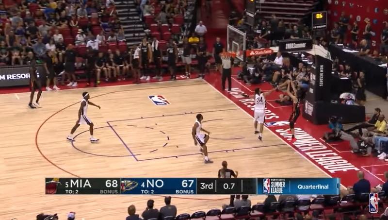 Video: NBA:n kesäliiga saatiin päätökseen - tässä komeimmat suoritukset!