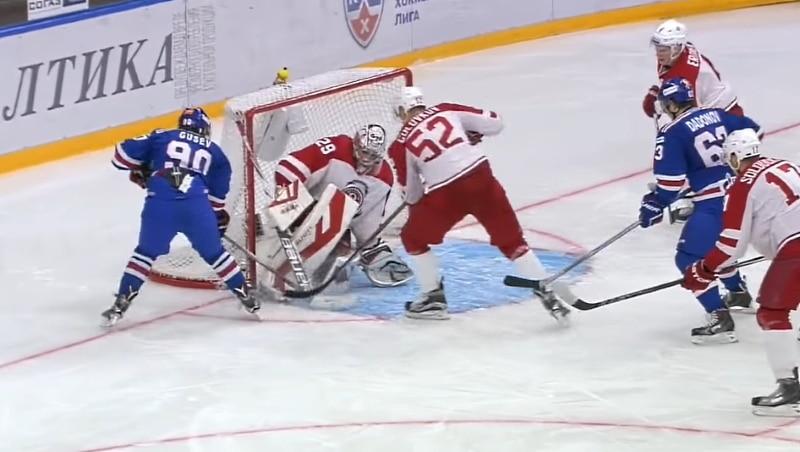 Nikita Gusev siirtyy New Jersey Devilsiin - teki kahden vuoden diilin