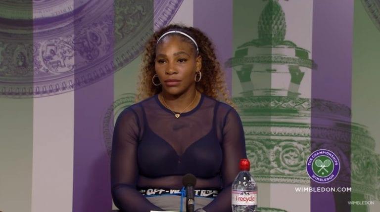 Serena Williams ja Fabio Fognini saivat sakkoja Wimbledonin kisajärjestäjiltä