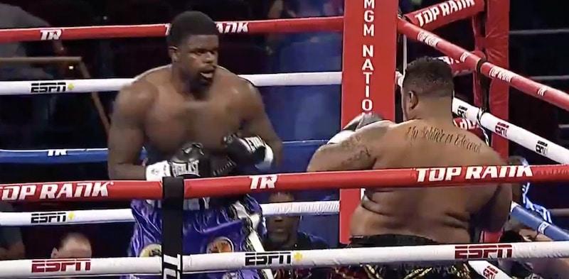 Video: Top Rank Boxing -illassa nähtiin hurja tyrmäys – ottelija hakattiin ulos kehästä