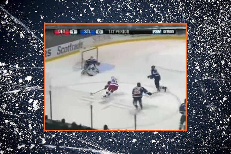 "Klassikkovideo: Valtteri Filppula & NHL-uran avausmaali – ""What a goal!"""