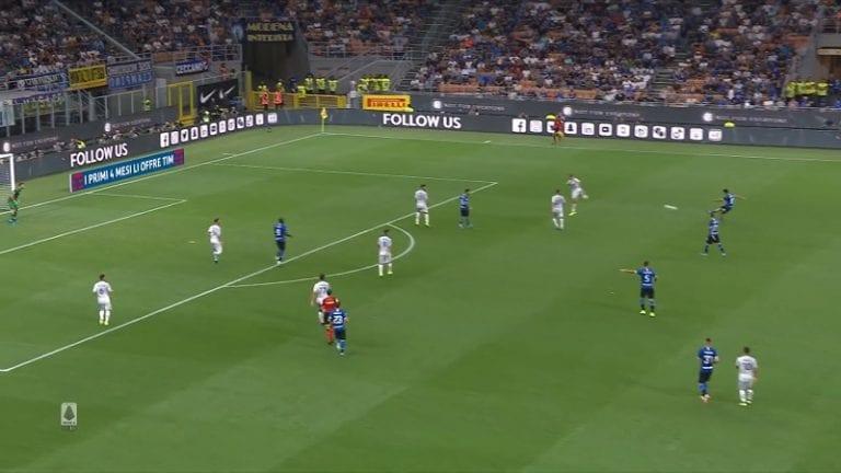 Video: Interin Antonio Candreva painoi mykistävän kaukokudin lähes 30 metristä