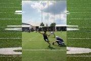 Viraalivideo poiki kiinnostusta - Carli Lloyd sai NFL-seuralta tarjouksen pelipaikasta