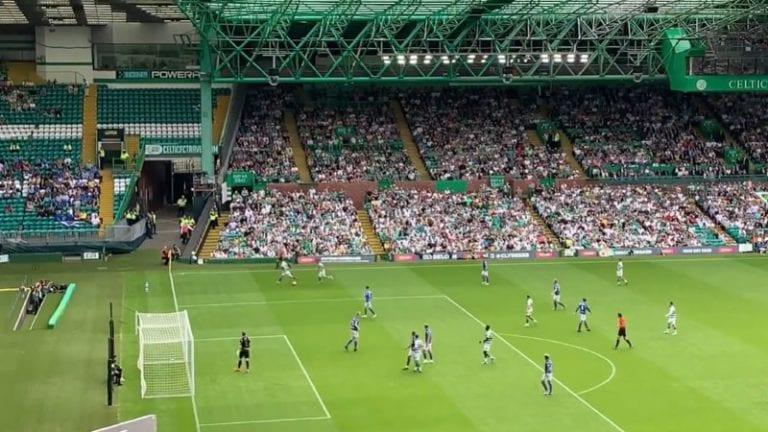 """""""Huipputasainen"""" Skotlannin Valioliiga käynnistyi – Celtic järjesti avausottelussa hurjat murskajaiset"""