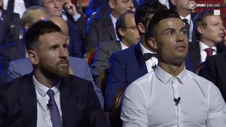 Video: Legenda Eric Cantona piti erikoisen synkän puheen – Messi ja Ronaldo täysin äimänkäkenä
