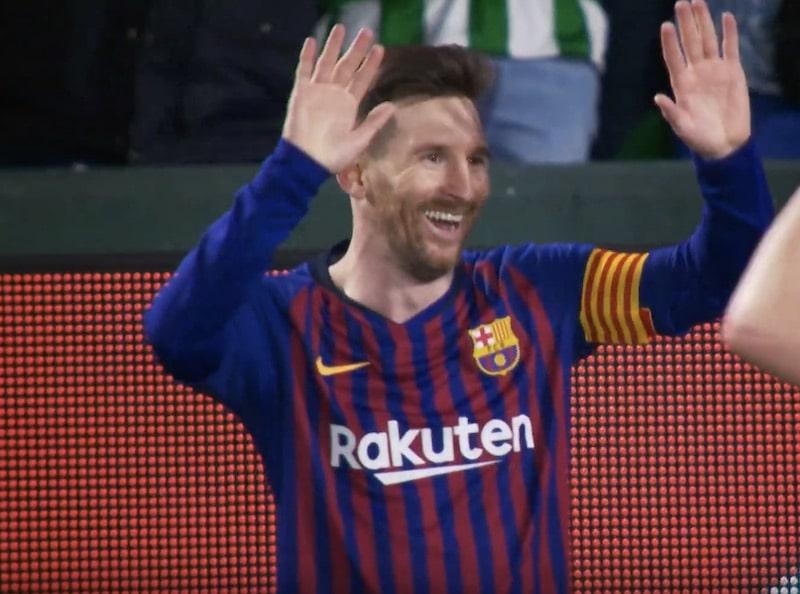 Mestarien liigan FIFA Lionel Messi puolivälierät Forbes