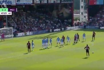 Video: Harry Wilson tykitti älyttömän komean vaparimaalin Manchester Cityä vastaan