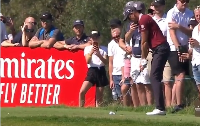 Video: Henrik Stenson upotti holarin kotikisassaan European Tourilla