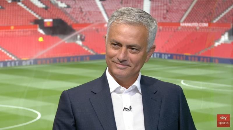 Jose Mourinho on Tottenhamin uusi päävalmentaja!