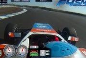 Video: Tältä näyttää KymiRing Mika Salon kyydissä - ajokkina F4-sarjan auto