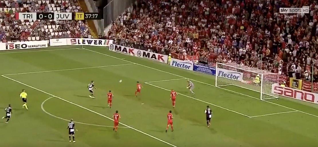 Video: Paulo Dybala iski suorastaan ihanan maalin Juventukselle