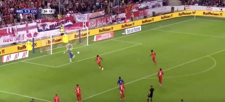 Video: Pedro iski täysin mielipuolisen osuman Chelsealle