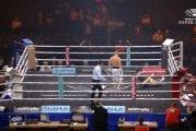 Klassikkovideo: Berliinin nyrkkeilyillassa huikea suoritus – tyrmäys ensimmäisellä lyönnillä