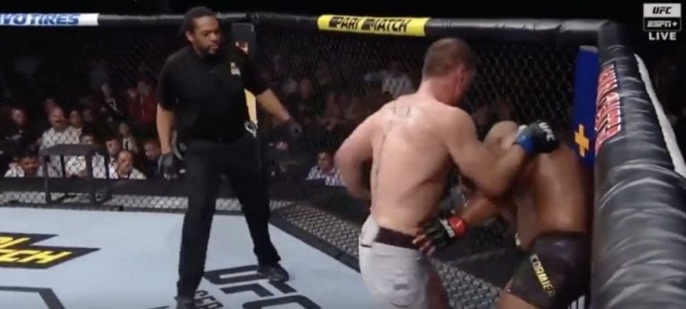 Video: UFC:n raskaansarjan mestari vaihtui – Daniel Cormier tyrmättiin tylyllä tavalla