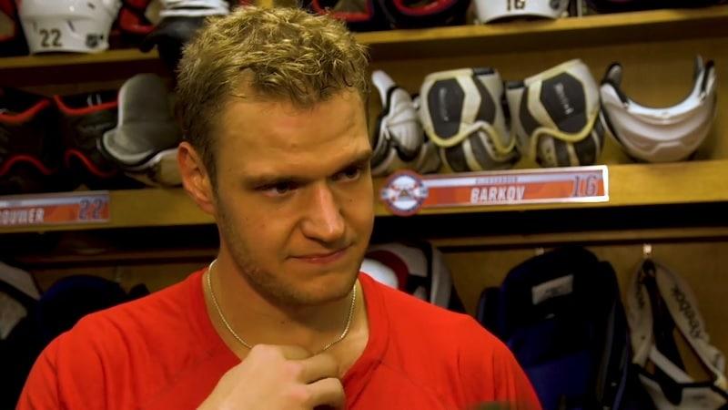 NHL Network listasi NHL:n 20 parasta sentteriä - Aleksander Barkov kärkipäässä