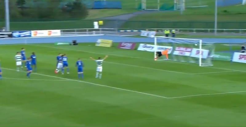 Video: Jack Byrne laittoi hulinaksi Irlannin liigassa - kaksi upeaa kaukolaukausmaalia viiteen minuuttiin