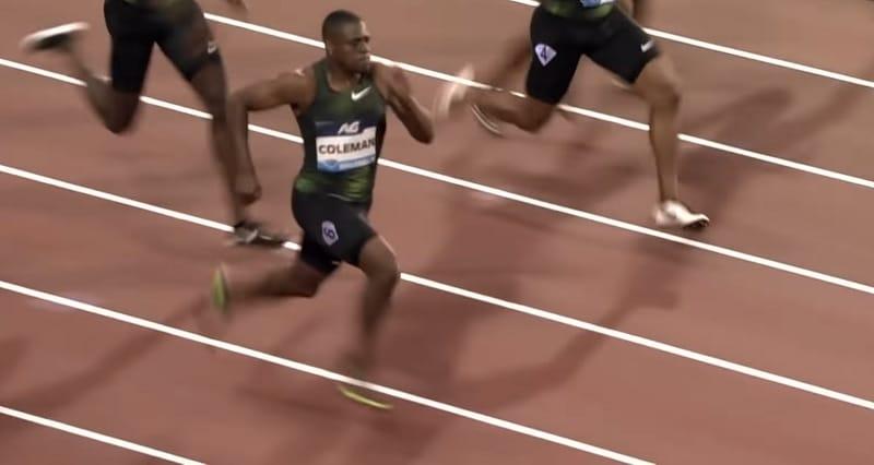 Huippusprintteri Christian Coleman vapautettiin dopingepäilyistä ja juoksee Dohassa