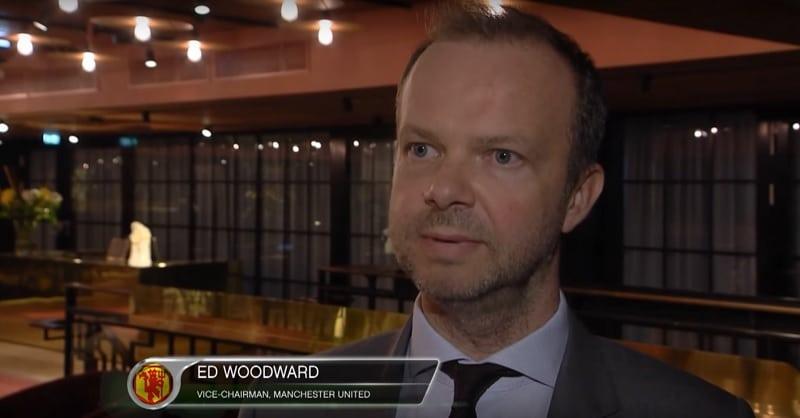 ManU-pomo Ed Woodward saa kuormaa joka puolelta - Pizza Hutilta viiltävä kuitti Twitterissä