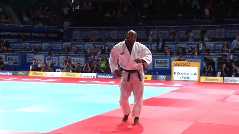 Video: Syövästä toipunut judoka Jorge Fonseca pieksi kaikki, otti kultaa ja pisti tanssiksi