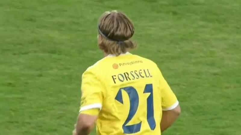 Petteri Forsell debytoi väärällä nimellä - HJK:n huoltaja otti mokan tililleen