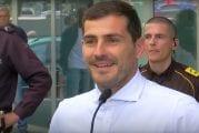Lehti: Legenda ei luovuta - sydänkohtauksesta toipuva Iker Casillas yrittää paluuta