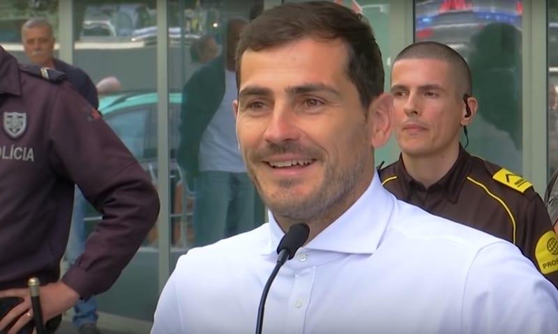 Lehti: Legenda ei luovuta – sydänkohtauksesta toipuva Iker Casillas yrittää paluuta