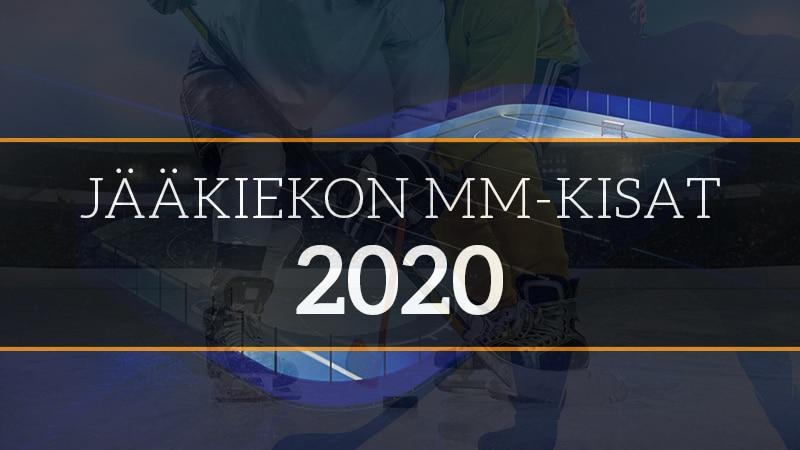 Jääkiekon MM-kisat 2020