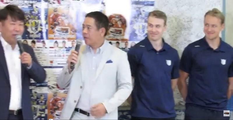 Video: Jukurit leireilee Japanissa - PR-kierros sisälsi hämmentävän