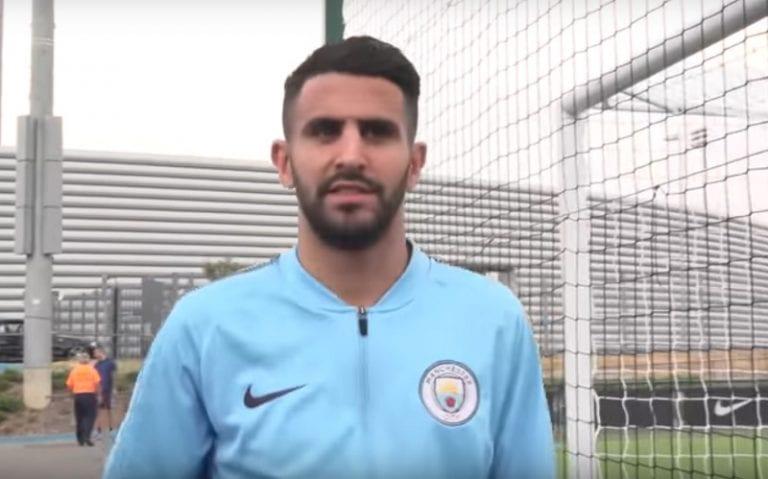 BBC: Riyad Mahrez jäi pois Community Shieldistä lääke-epäselvyyksien vuoksi
