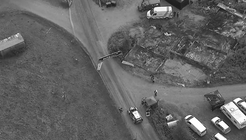 Ralliautoksi naamioitu menopeli töhöili Jyväskylän MM-ralleissa – poliisi otti kaksi ulkomaalaista kiinni